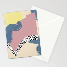 Boy who cries Stationery Cards