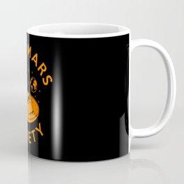 Flat mars society Coffee Mug