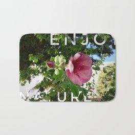Enjoy Nature Bath Mat
