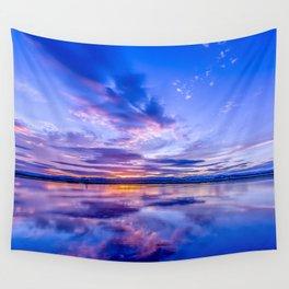 Scottish Sunset Wall Tapestry