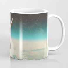 Falling with a hidden smile Mug