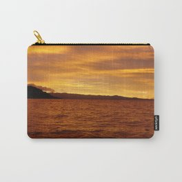Lost in the Fiji Sun Carry-All Pouch
