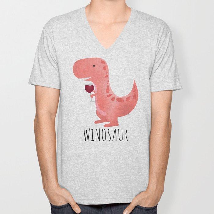 Winosaur Unisex V-Neck