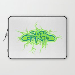 Super Charged High Laptop Sleeve