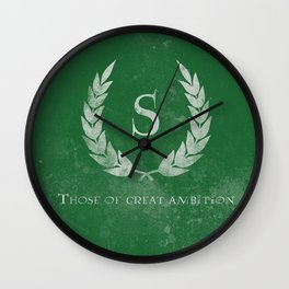 Great Ambition  Wall Clock