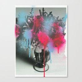 Black Celebration Canvas Print