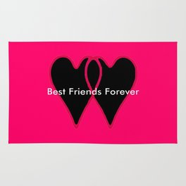 Best Friends Forever jGibney The MUSEUM Gifts society6  Rug