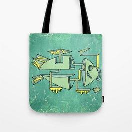 am fishin' lost Tote Bag