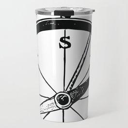 Ancient Compass Travel Mug