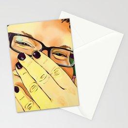 Bashful Stationery Cards