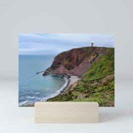 Hartland Point Devon Mini Art Print