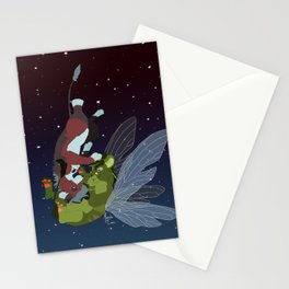 Falling for you too Stationery Cards