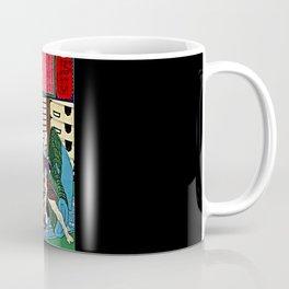The Murder of Shin, the Teacher's Daughter Coffee Mug