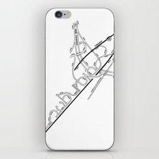 Suburbia iPhone & iPod Skin