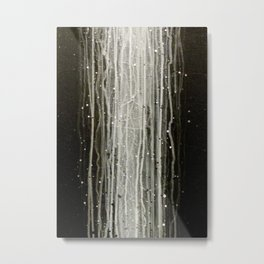 """Deluge"" Metal Print"