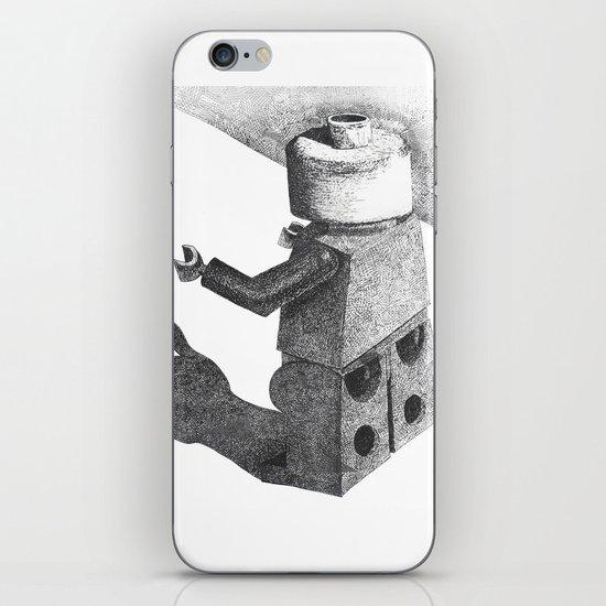 So Long Legoman iPhone & iPod Skin