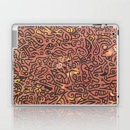 autumn vibes - water color doodle Laptop & iPad Skin