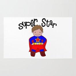 I'm A Super Star Kid Rug