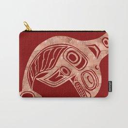 Copper Keét Blood Carry-All Pouch