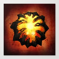 dota Canvas Prints featuring Immortality! by Elvenwings