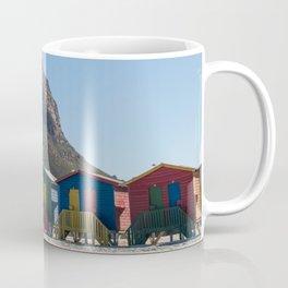 Muizenberg Beach Coffee Mug