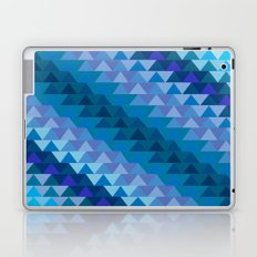 Digital Waves Laptop & iPad Skin