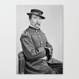 General Philip Sheridan - Union Civil War Canvas Print
