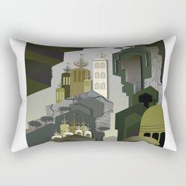 A Fantasy Story No. 2 Rectangular Pillow
