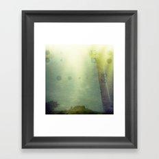 Holga Accident Framed Art Print