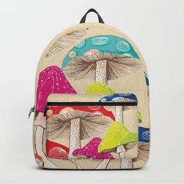 Magical Mushrooms Backpack