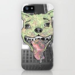 City Hound iPhone Case
