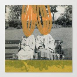 Tempi Residui - C7 - 005 Canvas Print