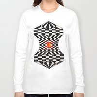 fibonacci Long Sleeve T-shirts featuring Fibonacci by Jose Luis