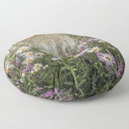 Garden of Eden I Floor Pillow