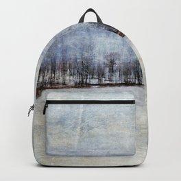 Winter Treeline Backpack