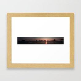 Philadelphia II Framed Art Print