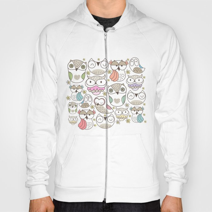 The owling Hoody