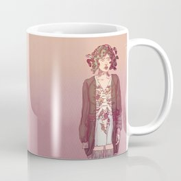Gorgo Lady Coffee Mug