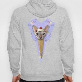 SPHYNX CAT ICE CREAM Hoody