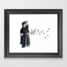 Untitled IV Framed Art Print