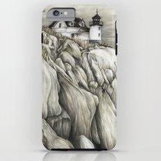 Bass Harbor Head Lighthouse iPhone 6 Plus Tough Case