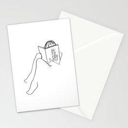 Badass Muse Stationery Cards