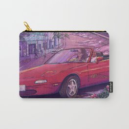San Junipero Carry-All Pouch
