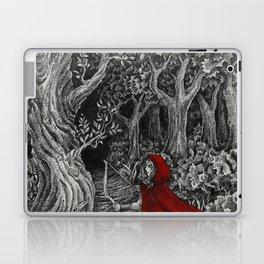 Red Riding Hood Laptop & iPad Skin