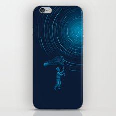 Catch a Star trail iPhone Skin
