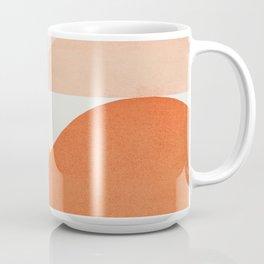 Abstraction_Mountains Coffee Mug