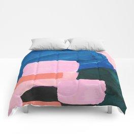 Mesozoic blocks Comforters