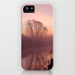 Before Sunrise iPhone Case