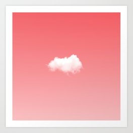 Cloud #3 Art Print