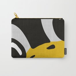 Linux tux Penguin eyes Carry-All Pouch